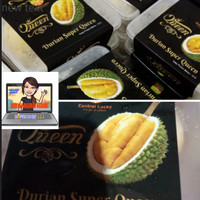 Durian montong super Queen per box