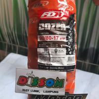 Ban Fdr Dozer 80/90-17 Tubetype (bukan tubeles)