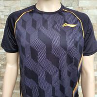 Tshirt / kaos / baju Lining / lining 343 ORIGINAL 100% RESMI