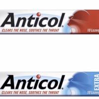 Permen Pelega Hidung Dan Tenggorokan - Anticol Import Australia -