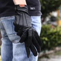 sarung tangan kulit motor terlaris 999