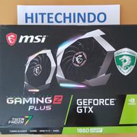 VGA MSI Nvidia GTX 1660 Super Gaming Z Plus 6GB GeForce 1660S