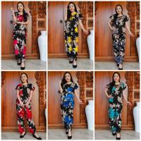 Setelan Panjang - Piyama Ethnic - Baju Tidur Batik