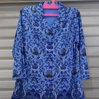 Baju Batik KORPRI Wanita PNS Seragam Batik PNS Wanita