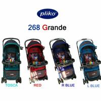 Pliko Grande 268 Baby Strollers Stoller Stroler Kereta Dorong Bayi