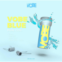 Vobe Blue Alien Dual Coil 0.18 Ohm by Vobe Coils 100% Authentic