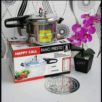 panci presto 8 liter happy call