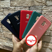 Back Cover Case Samsung Galaxy A6 / A6plus 2018 Silicone SoftCase