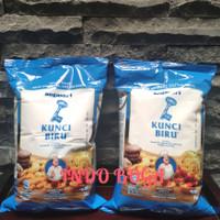 Kunci biru terigu 1 kg / tepung terigu protein rendah 1kg kunci biru