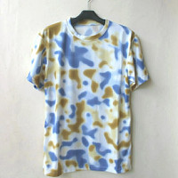 Kaos Cewek Cowok Tie dye Lengan Pendek / Kaos Anak Remaja Termurah