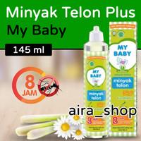 Minyak Telon Plus 8 Jam My Baby 145ml