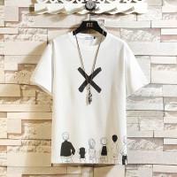 Baju Kaos Pria Distro Lengan Pendek Kayser RougeTerlaris T-Shirt Keren