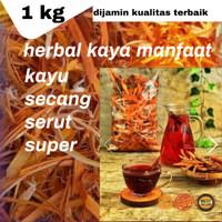 Kayu Secang Serut Super 1kg