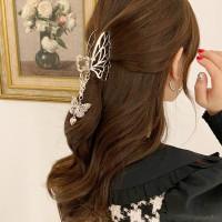 Jepitan korea kupu kupu jepit rambut wanita korea aksesoris cantik