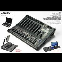 MIXER ASHLEY LM8 ( 8 CHANNEL ) USB,BLUETOOTH