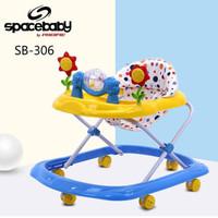 SPACEBABY WALKER SB 306 DAN 309 | SPACEBABY BABYWALKER I KADO - SB 306