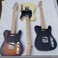 gitar elektrik fender telecaster murah custom