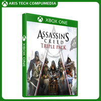 Assasins Creed triple pack (Unity, black flag, syndicate) xbox one