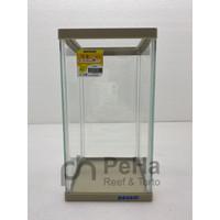 Aquarium Cupang Premium Nisso Bahari - Cream - Beta 24 Soliter Betta