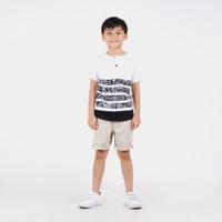 CELCIUS KIDS Kaos Anak A08458K Putih