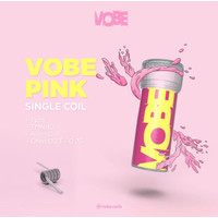 Vobe Pink Alien Single Coil 0.23 Ohm by Vobe Coils 100% Authentic