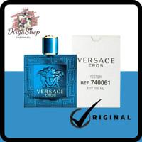 Versace Eros For Men 100ML EDT TESTER Original 100% With BOX