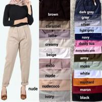 Promo Celana baggy pants Bahan American drill// Celana Panjang Kerja