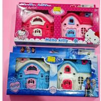 mainan rumah happy homes mini/mainan anak