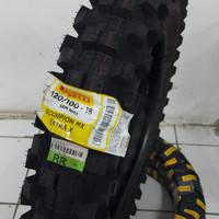 Ban pirelli TRAIL Scorpion MX extraX 120/100 R18 Ban pacul motocross