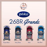 Pliko Baby Stroller Grande 268 R LEGENDARIS