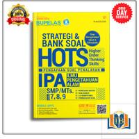 BUKU SMP STRATEGI BANK SOAL HOTS IPA SMP 7 8 9