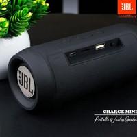 ORIGINAL Speaker Bluetooth JBL Ngebas Wireless hitam