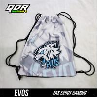 Tas Serut Gaming Evos Esport Putih