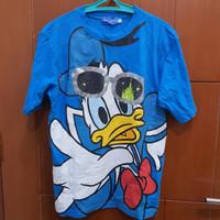 Kaos Baju Disney Resort Edition Donald Duck Disneyland