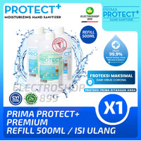 REFILL 500ml Hand Sanitizer Prima Protect / Handsanitizer refill cair
