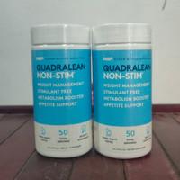 RSP Quadralean 150 Caps QUADRA LEAN FAT BURN PEMBAKAR LEMAK Obat Diet