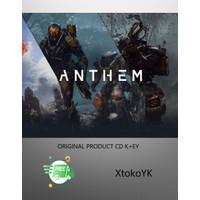 ANTHEM ORIGIN ORIGINAL LICENSE PC