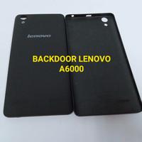 BACKDOOR BACK CASING TUTUP BELAKANG COVER BATTERY LENOVO A6000