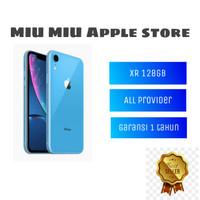 Apple iPhone XR 128GB All Sim Silent Original Mulus100% Garansi 1tahun