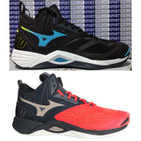 Sepatu Volly Mizuno Wave Momentum 2 MID Original Terbaru