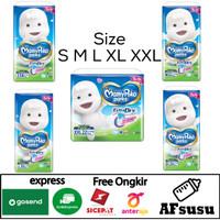 MAMYPOKO PANTS EXTRA DRY PANTS S/M/L/XL/XXL