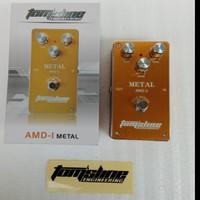 Efek Gitar Tomsline Metal Distortion AMD 1