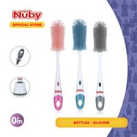 Nuby Siilicone Bottle Brush