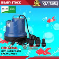 ORIGINAL Pompa Aquarium Kolam Ikan Celup P 1.500 L 20W