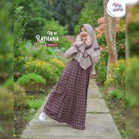 Gamis anak perempuan / baju muslim anak fashion muslim anak perempuan