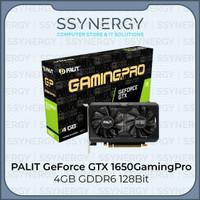 PALIT GeForce GTX 1650 GP 4G GDDR6 | VGA GTX1650 4GB GDDR6