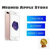 Apple iphone 7 Plus 128GB Garansi Distributor PLATINUM