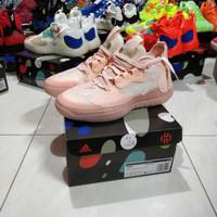 Sepatu Basket Sneakers Adidas Harden 5 Icy Pink White PRIA WANITA
