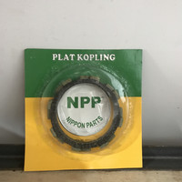 PLAT / KAMPAS KOPLING SATRIA FU NPP