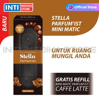 STELLA - Mini Matic Parfum'ist Caffee Latte | Pengharum Ruangan